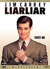 Liar Liar DVD Tom Shadyac(DIR) 1997