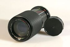 80-200MM F4.5 LENS WITH MARCO AND REAR CAP