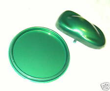 1L 2 Pack Jade Green Metallic 2K Gloss Car Paint Direct Gloss