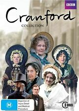 Cranford - Collection (DVD, 2010, 3-Disc Set) R4 New, ExRetail Stock (D151)