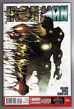 IRON MAN #24 - MICHAEL DEL MUNDO COVER ART - MARVEL NOW! - 2014