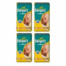 Pampers New Born 1 Gr. 2-5 Kg 4x43 =172 Stk