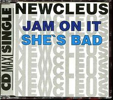 NEWCLEUS - JAM ON IT / SHE'S BAD - CD MAXI [371]
