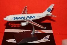 GEMINI JETS GJ2-859 PAN AIRBUS A310-300 reg N823PA 1-200 SCALE+STAND+WHEELS