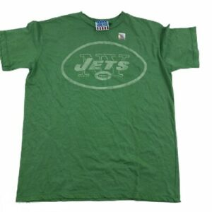 NFL New York Jets Junk Food Men's Size Small Green Short Sleeve T Shirt NEW