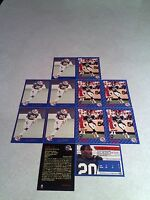 *****Don Wilson*****  Lot of 20 cards.....3 DIFFERENT / Football / CFL