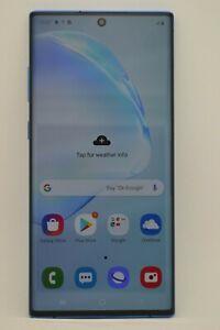 Samsung Galaxy Note10+ PLUS SM-N975U 256GB Aura Blue GSM CDMA UNLOCKED