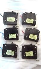 Eaton Cutler Hammer QBHW1020H 20 Amp Circuit Breaker 120/240V Lot Of 6 Quicklag