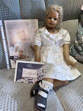 "Heidi Plusczok Puppe Doll Zapf ""Marietta"" Limited Edition"
