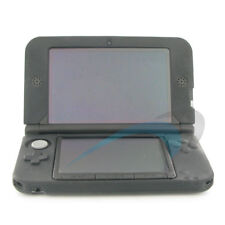 Black Soft Silicone Cover Nintendo 3DS XL LL Protective Case Skin Gel Bumper New