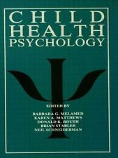 Child Health Psychology-ExLibrary