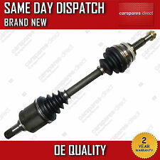 TOYOTA AVENSIS T25 2.0 D-4D DRIVESHAFT LEFT NEAR SIDE 03-09 NEW 2 YR WARRANTY