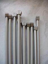 "Vintage Aero Imperial Knitting Needles size 6 , 14"" long,  one pair set #1"