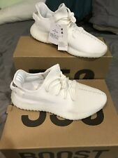 Adidas YEEZY Boost 350 V2 Tripple White Cream,US 9.5,100%Authentic.Brand New.