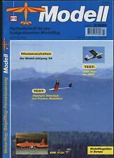 Fachzeitschrift Modellflug 3/99 Twin Star MPX BVM T-33 Highlight Unilimited