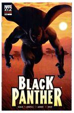 BLACK PANTHER v4 #1(4/05)ROMITA,JR(AVENGERS/CAPTAIN AMERICA)CGC IT(9.8)RIBIC CVR