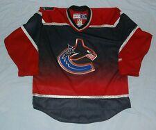 Vintage alt Vancouver Canucks jersey CCM mens size large