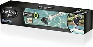 Lay-Z-Spa Rechargeable hoover Vacuum, Hot Tub/ Pool Cleaning Tool, electric
