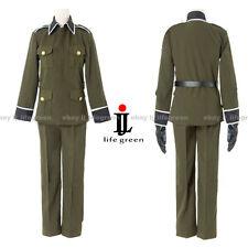 Hetalia: Axis Powers Ludwig/Germany Uniform Uniform COS Clothing Cosplay Costume