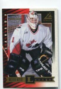 1997-98 Roberto Luongo Zenith Rookie #97