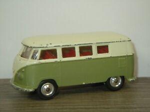 VW Volkswagen T1 Bus Kombi - Corgi Toys 434 England *45651