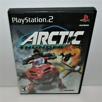 Arctic Thunder (Sony PlayStation 2, 2001) Complete Tested & Working NTSC US/CAN