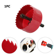80mm Hole Saw Tooth HSS Steel Drill Bit Cutter Tool For Metal Alloy Rotary Tool