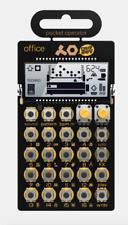 Teenage Engineering Pocket Operator PO-24 Office Micro Noise Synthesizer Neu New