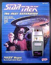 Phaser - Star Trek TNG Galoob 1. Phaser 1988 Rarität neu ovp