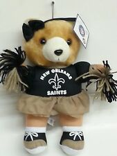 NFL Cheerleader Teddybear, New Orleans Saints, NEW