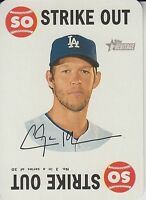 Clayton Kershaw 2017 Topps Heritage Game Set Card #3