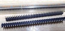 6 SAMTEC tsm-136-01-t-dv 72 WAY 2 Row Surface MONTAGE Réglette à broches 2x36