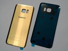 New Replacement GOLD Back Battery Cover For Samsung Galaxy S7 Edge SM-G935F