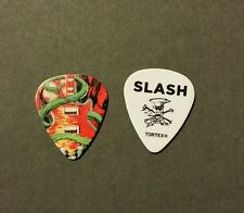 slash guitar pick 2012 rare guns n roses