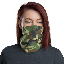 M81 Woodland Bdu Face Mask/Neck Gaiter
