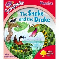 Very Good, Oxford Reading Tree Songbirds Phonics: Level 4: The Snake and the Dra