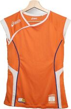 2008 Olympic games NETHERLAND VOLLEYBALL Jersey ASICS size S Shirt Vest HOLLAND