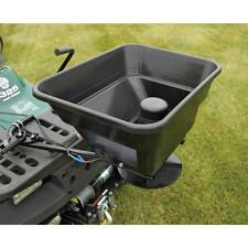 ATV QUAD MOUNTED SPREADER Fertilizer Seed Sand 12V 43.5L Broadcast Bike