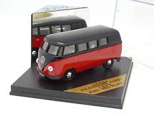 Vitesse 1/43 - VW Combi T1 1955 Rouge et Noir