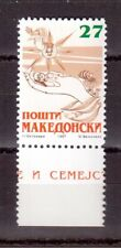 MACEDONIA 1997 MINT NEVER HINGED # 105, WEEK OF THE CHILD !!