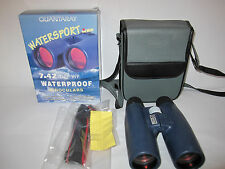 Vintage Quantaray Watersport 7x42 DCF-WP Waterproof Binoculars