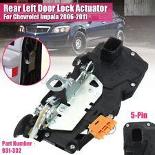 931-332 Door Lock Actuator Motor Rear Left Fit for 06-11 07 08 Chevrolet  Y