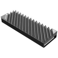 M.2 2280 SSD Hard Disk Aluminum Heat Sink with Thermal Pad for Desktop PC ❤B3