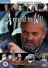 A Mind To Kill - The Complete Series - 12-Disc DVD Boxset
