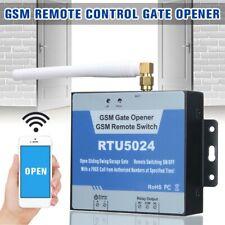 Rtu5024 Gsm Smart Gate Opener Relay Switch Remote Control Wireless Door Opener