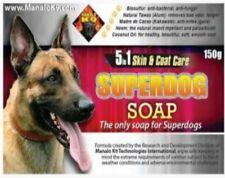 5IN1 RED SUPERDOG SOAP 135 DOG SOAP