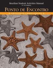 Brazilian Activities Manual for Ponto de Encontro: Portuguese as a World Languag