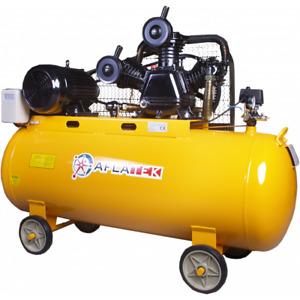 Aflatek Druckluft Kompressor Kolbenkompressor 300 liter 7.5kW 1070l/min 12.5bar
