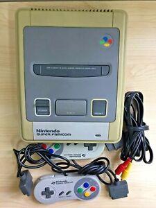 Famicom Console System HVC-001 Nintendo FC Japan C 0547