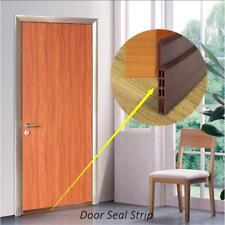 Under Door Sweep Weather Stripping Door Bottom Seal Strip Door Draft Stopper 1PC